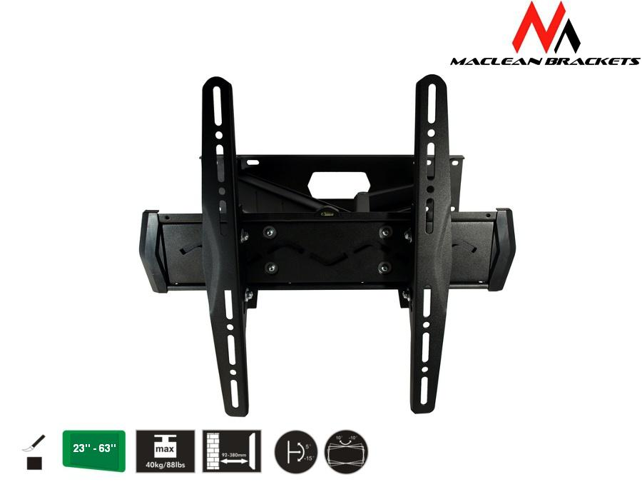 Tv Wall Mount Bracket Lcd Led Plasma 23 63 40kg