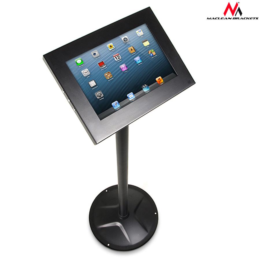 tablet st nder f r galaxy tab 2 10 1 tablethalter 90 drehbar stativ halterung ebay. Black Bedroom Furniture Sets. Home Design Ideas