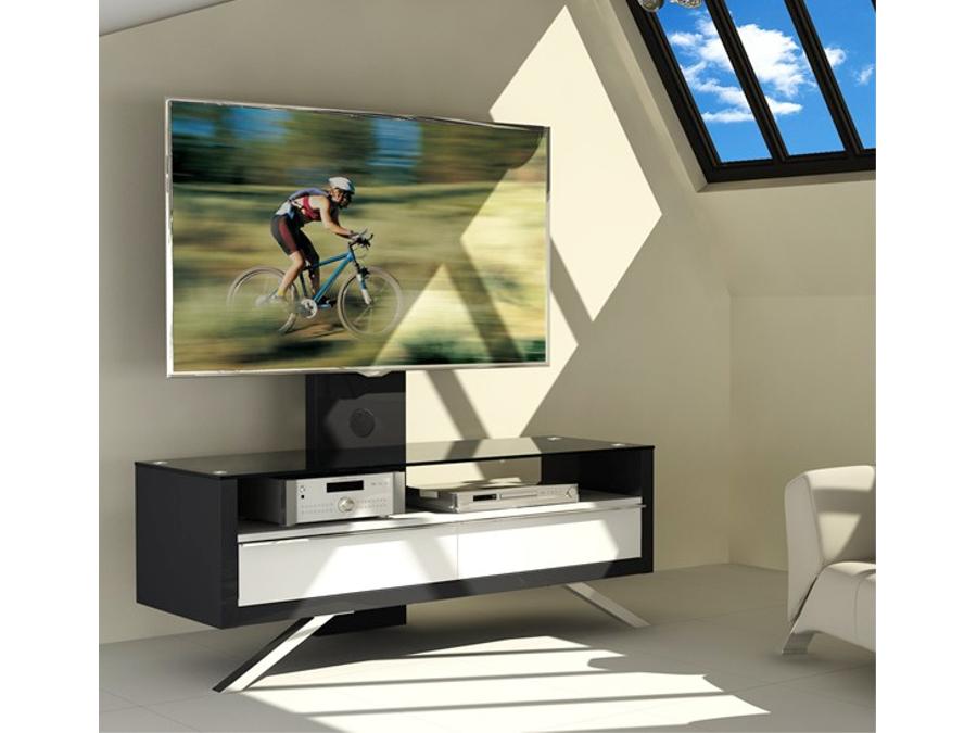 fernsehtisch 32 50 40kg schrank tv halterung glasplatte tv standfu halter top. Black Bedroom Furniture Sets. Home Design Ideas