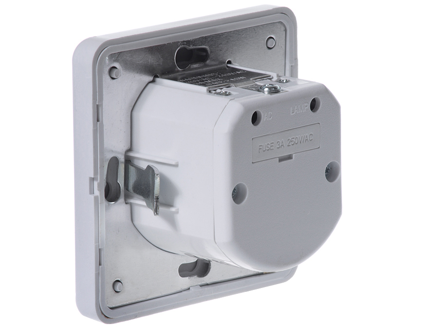 Maclean Wall Pir Motion Detector Light Switch Security