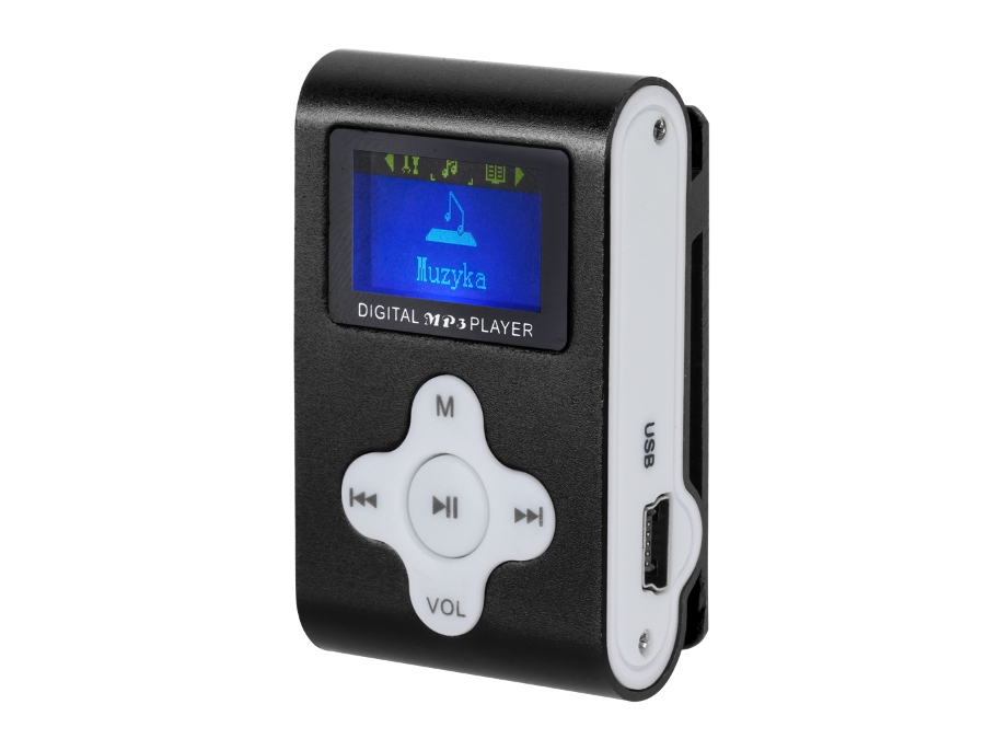 tragbare mp3 player mit voice recorder fm radio mit lcd. Black Bedroom Furniture Sets. Home Design Ideas