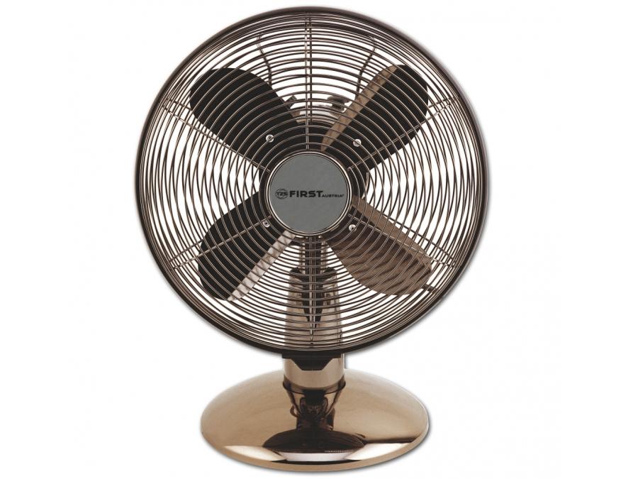 Office Desk Fan : Quot w desk fan air cooling home office white oscillating