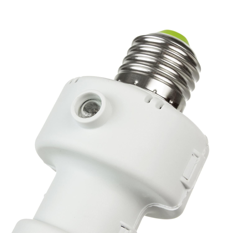Portal mparas sensor crepuscular e27 100w bombilla for Bombilla sensor crepuscular