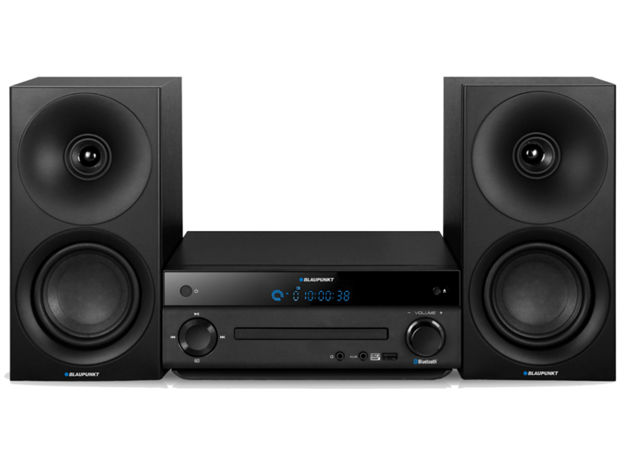 blaupunkt ms30bt cd mp3 usb and bluetooth stereo system ebay. Black Bedroom Furniture Sets. Home Design Ideas