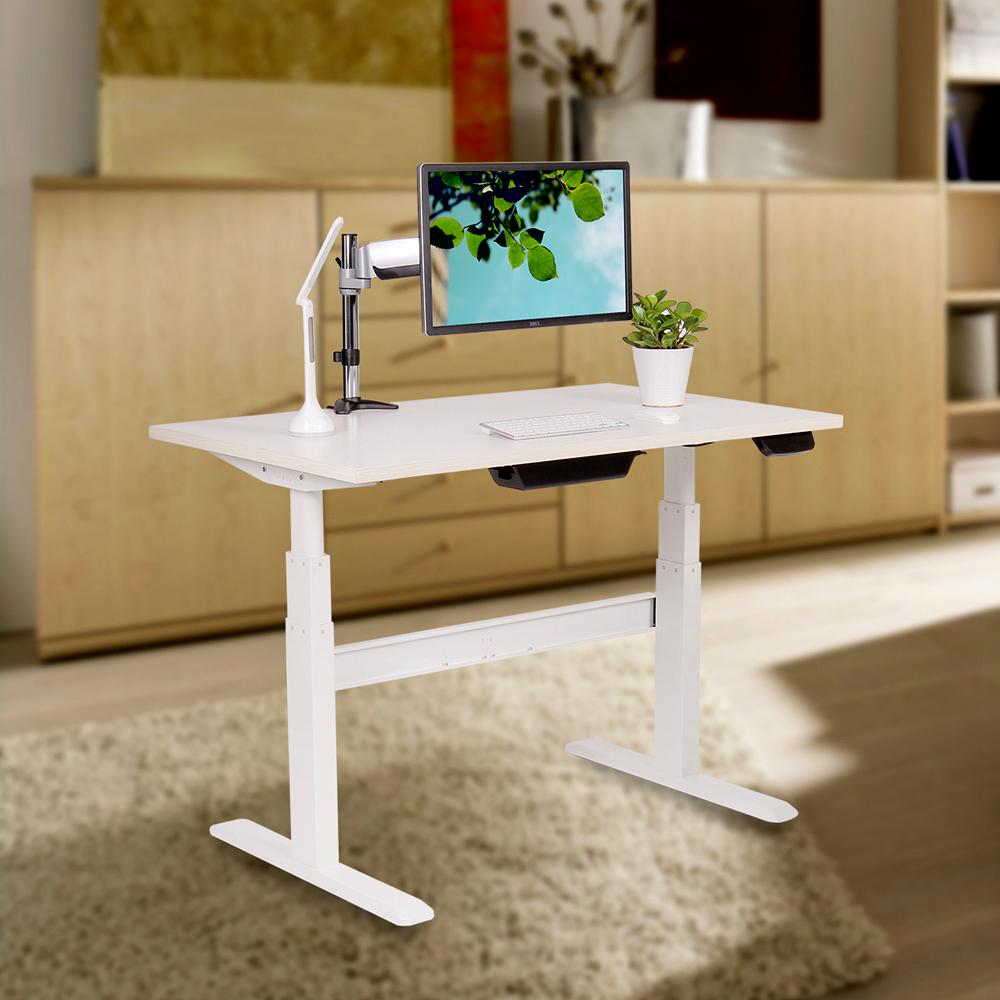 tischgestell elektrischer h henverstellbarer schreibtisch mc 725 maclean. Black Bedroom Furniture Sets. Home Design Ideas
