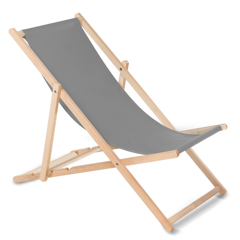 liegestuhl aus holz gartenliege liege 12 farben buchenholz sonnenliege 110kg ebay. Black Bedroom Furniture Sets. Home Design Ideas