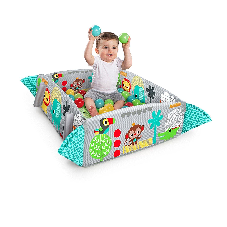 spieldecke spielbogen erlebnisdecke spielmatte babydecke decke b llebad. Black Bedroom Furniture Sets. Home Design Ideas