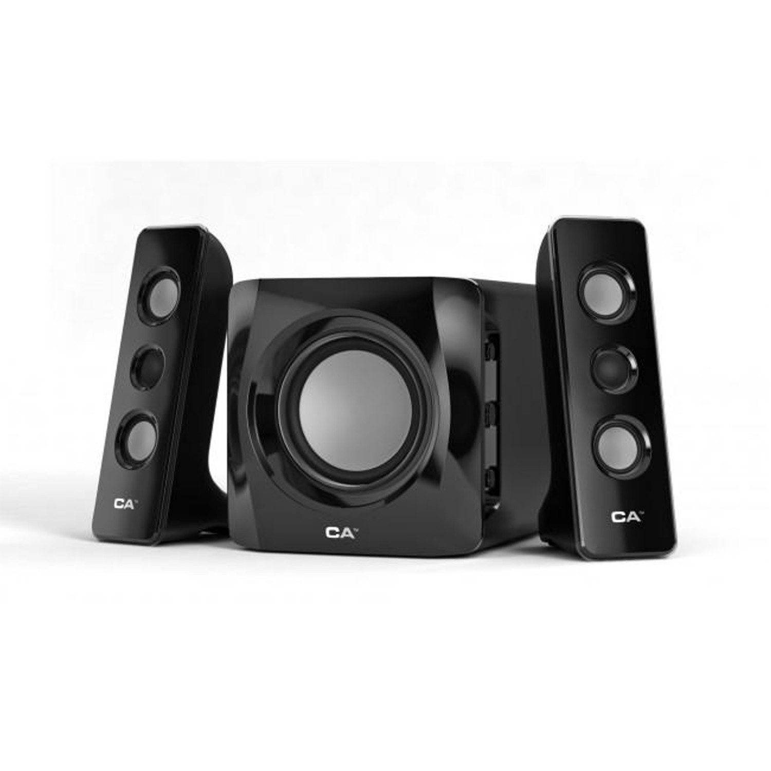 bluetooth lautsprecher 30w subwoofer sound system hifi set design neu ebay. Black Bedroom Furniture Sets. Home Design Ideas