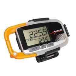 Krokomierz cyfrowy 3D akcelerometr licznik kroków, dystansu, kalorii ProMedix PR-315
