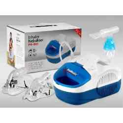 Inhalator Promedix PR-800 zestaw nebulizator, maski, filterki