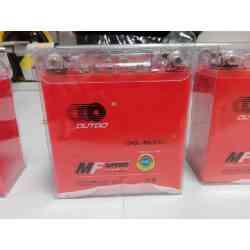Akumulator żelowy 12V5Ah 12N5LBS OutDo POSERWISOWY niewielkie zarysowania na obudowie