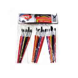 PAINT BRUSHES - 21 pcs