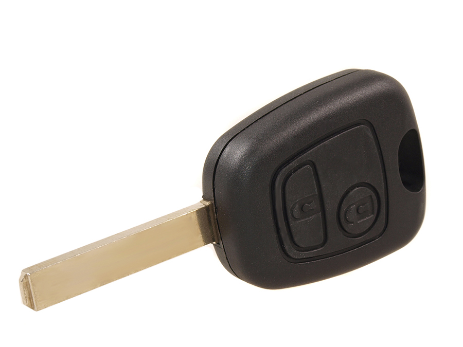 MCE105 Maclean Telecomando Guscio Chiave Peugeot 106 207 307 406