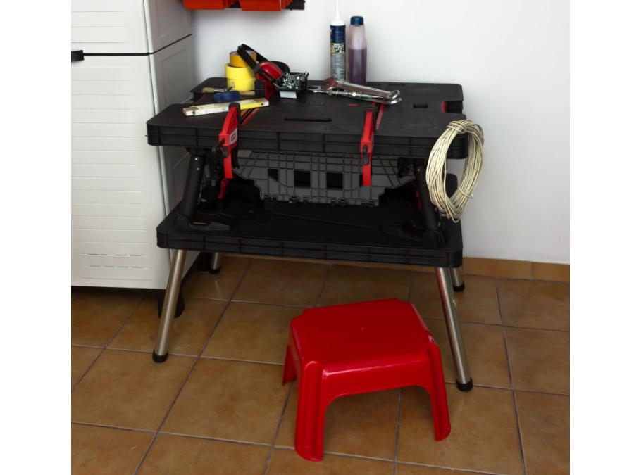 Tavolo Da Lavoro Keter : Tavolo da lavoro keter work table ebay