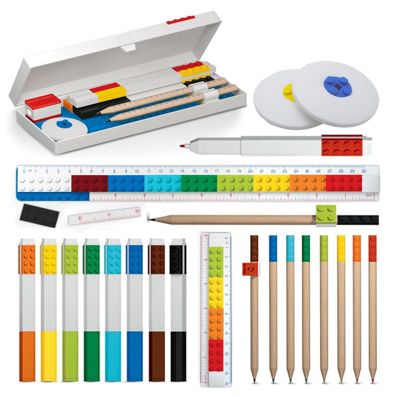 10 PCS Kugelschreiber Stift Schreibwaren Schulbedarf Geschenk DE#
