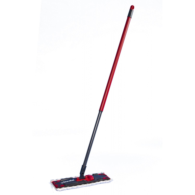 Livington Touchless Mop mit 2,7L Eimer Boden wischen Reinigen Trocknen Mediashop