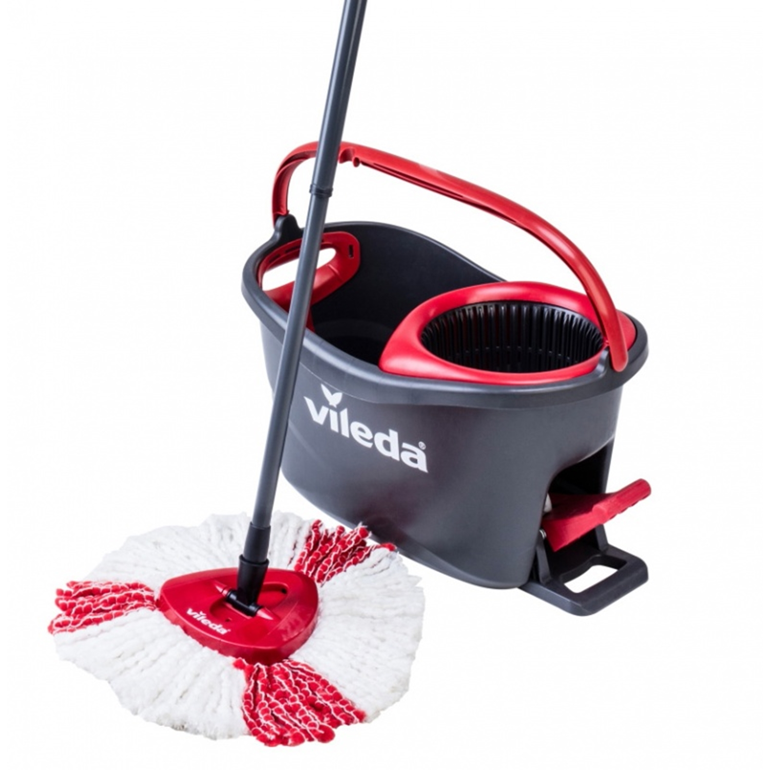 Details About Vileda Easy Wring And Clean Turbo Mop And Bucket Set Or Replacement Mop Head Uk