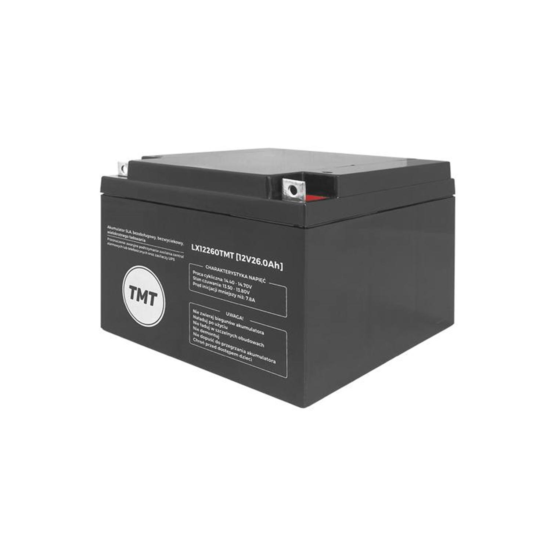 Batterie Moto LITHIUM Sans Entretien YTX12H-BS HJTX12 12V 12Ah