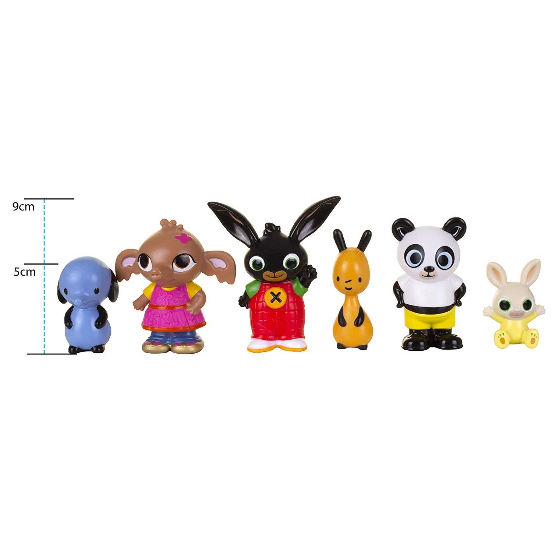 Golden Bear Products Ltd 3519 Bing Figuras,