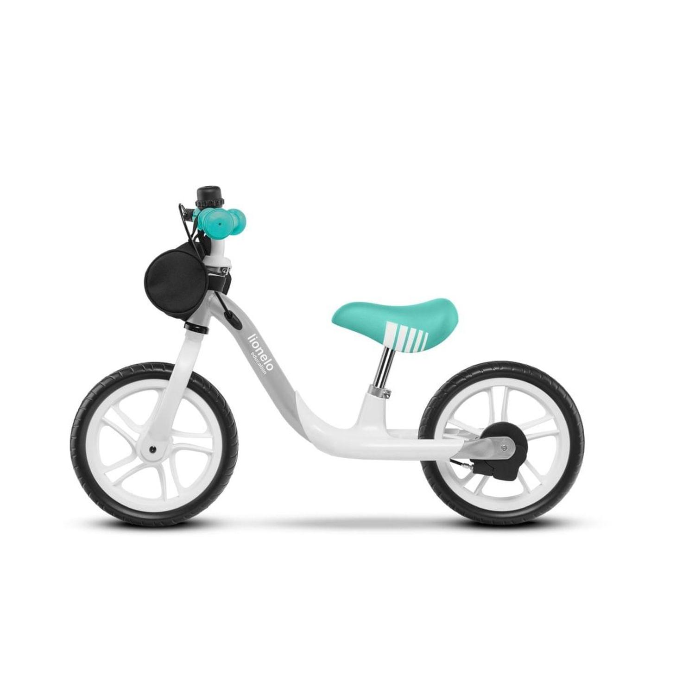 """8 et 9 ans vert 6 Bixe 16/"""" Pro Vélo Équilibre pour pour grands enfants 5 7"""