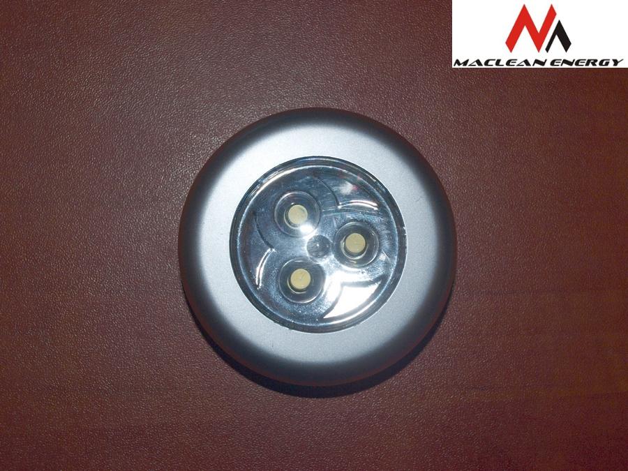 selbstklebende 3 led lampe touch push touch licht k che schranklicht unterbau ebay. Black Bedroom Furniture Sets. Home Design Ideas