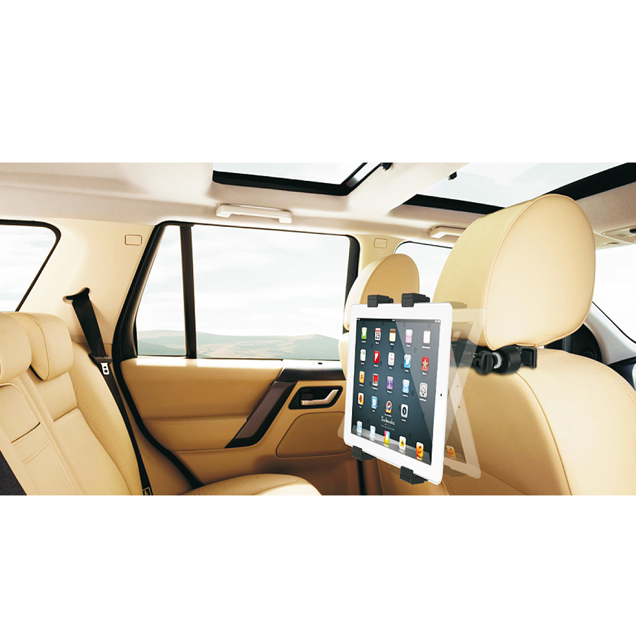 ipad car kfz auto halterung halter holder autohalter. Black Bedroom Furniture Sets. Home Design Ideas