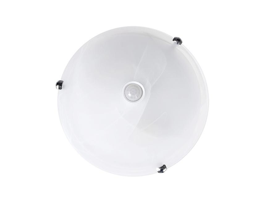 Plafoniere Con Rilevatore Di Movimento : Lampada da soffitto plafoniera con rilevatore di movimento pir