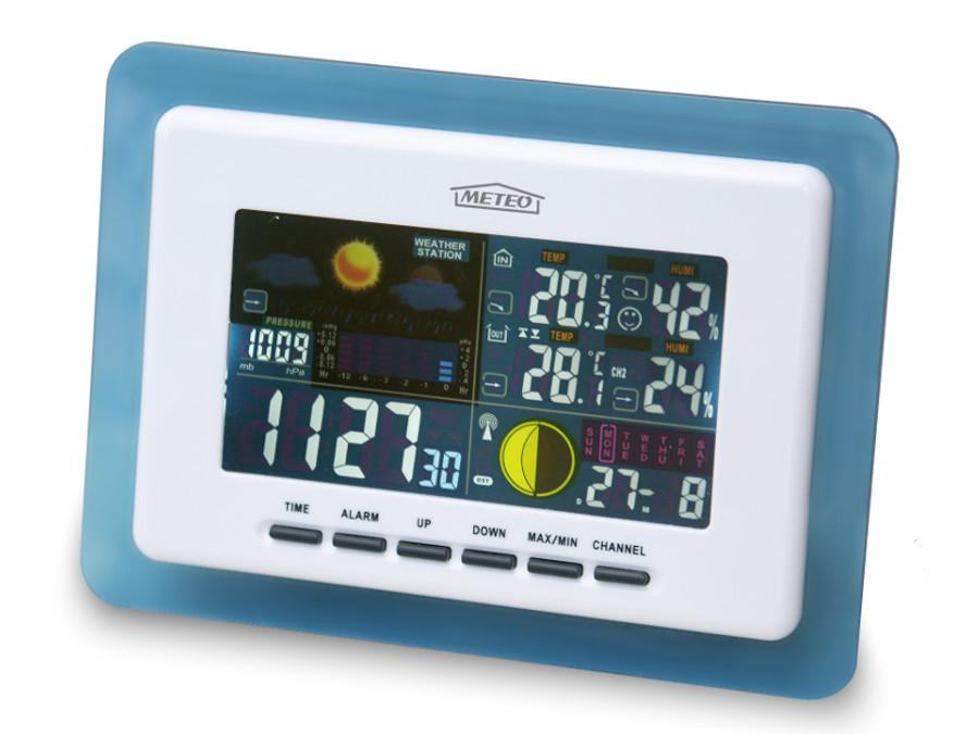 Station m t o avec sonde ext rieure meteo sp26n pr cision for Station meteo avec sonde piscine