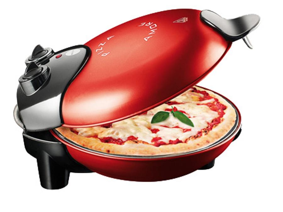 Fornello pietra per pizza mini forno pizza maker macom - Pietra refrattaria da forno per pizza ...