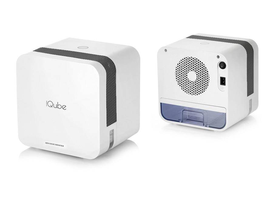 Portable Mini Air Dehumidifier Damp Mould Moisture Home Kitchen Bedroom Iqube 5902211102274 Ebay