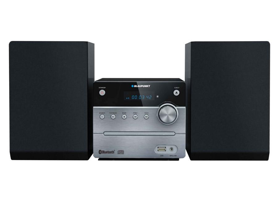 mini stereoanlage kompaktanlage hifi system cd usb bluetooth mp3 micro anlage ebay. Black Bedroom Furniture Sets. Home Design Ideas