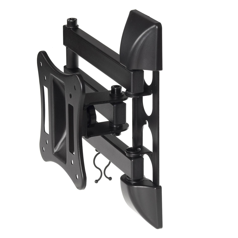 tv halterung wandhalterung fernseher lcd led 13 bis 27 zoll neigbar schwenkbar ebay. Black Bedroom Furniture Sets. Home Design Ideas