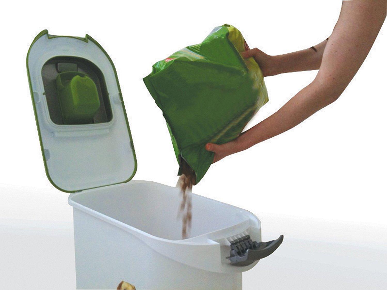 curver conteneur de croquettes chien 20 kg achat vente boite pour alimentation conteneur de. Black Bedroom Furniture Sets. Home Design Ideas