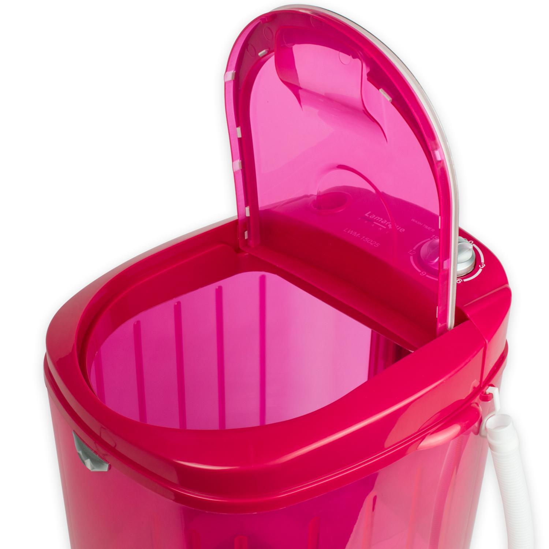 mini waschmaschine lamparque 135 w 2 kilo kompakt mobil waschen maschine ebay. Black Bedroom Furniture Sets. Home Design Ideas