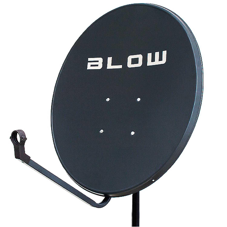 satellitensch ssel offset antenne tv fernseher sat 80cm. Black Bedroom Furniture Sets. Home Design Ideas