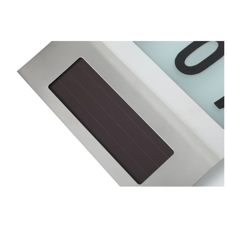 automatische solar hausnummer haus nr beleuchtung licht leuchte inkl aufkleber ebay. Black Bedroom Furniture Sets. Home Design Ideas