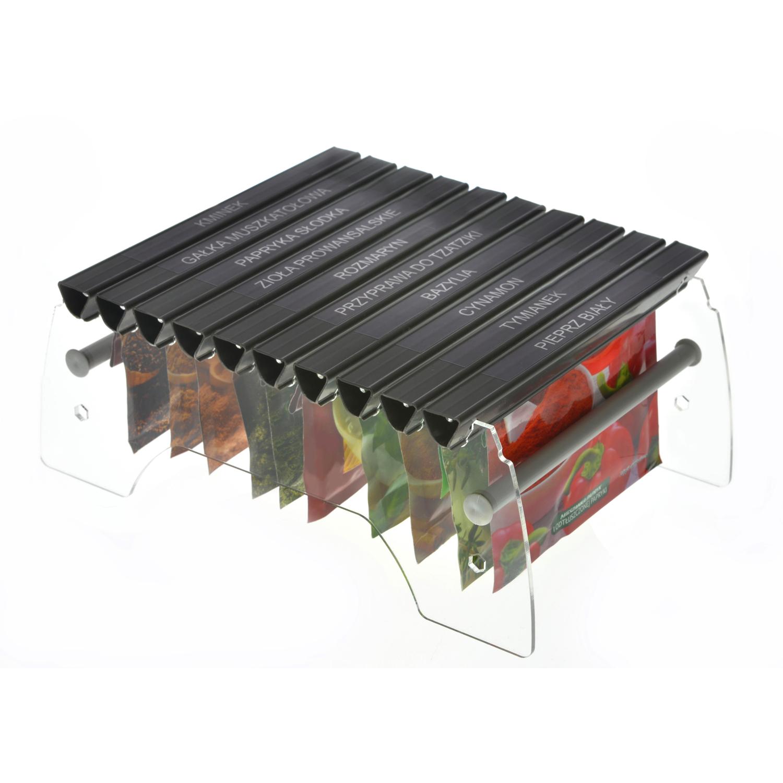 gew rz beutel k chen organizer kochen gew rze aufbewahren ordner manager neu ebay. Black Bedroom Furniture Sets. Home Design Ideas