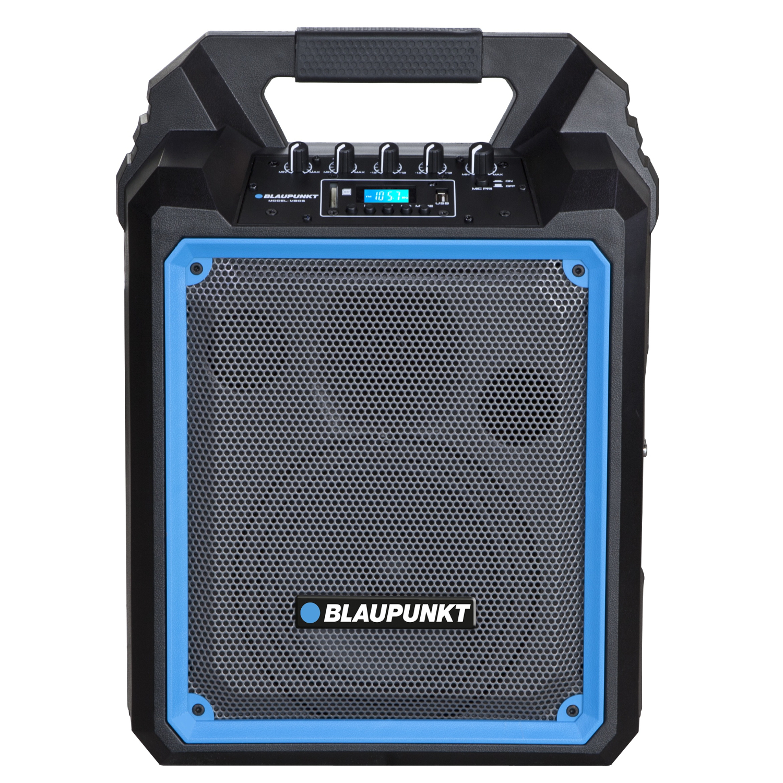 portable speaker wireless blaupunkt 500w 650w 1900w karaoke battery bluetooth ebay. Black Bedroom Furniture Sets. Home Design Ideas