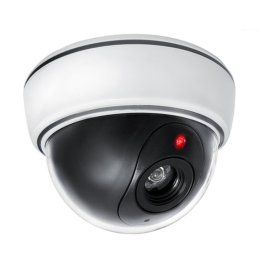 Atrapa kamery kopułkowa DC2300 LED DC2300