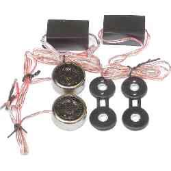 Głośniki samochodowe wysokotonowe Peiying PY-T58 +zwrotnice 100W