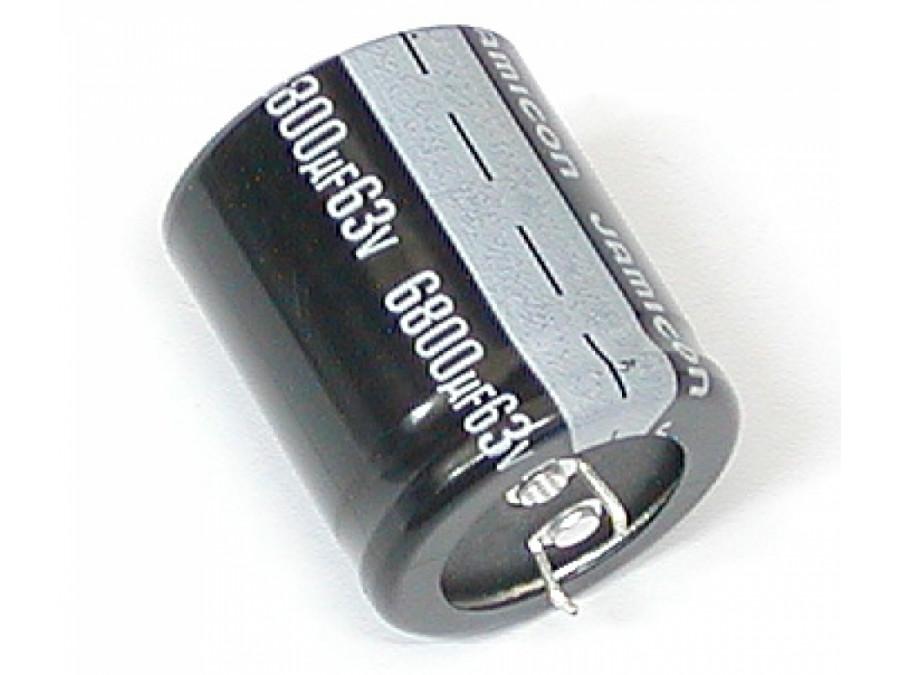 Kondensator elektrolityczny 6800uF/63V 105C