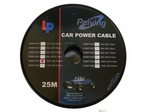 Kabel samochodowy 10Ga...