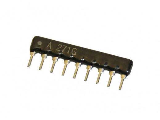 Drabinka oporowa SIL 9/8 270R