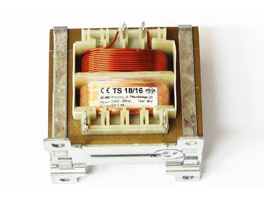 Transformator 12V 1,4A TS 18/16
