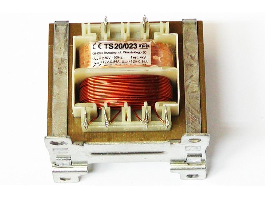 Transformator 12V 0,84A TS20/023