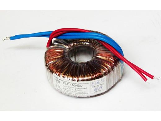 Transformator troidalny 17V 5,88A 100W TST 100/007
