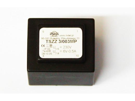 Transformator 6V 0,5A...