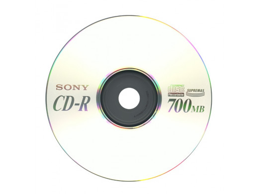 Płyta CD-R 700mb Sony bez...