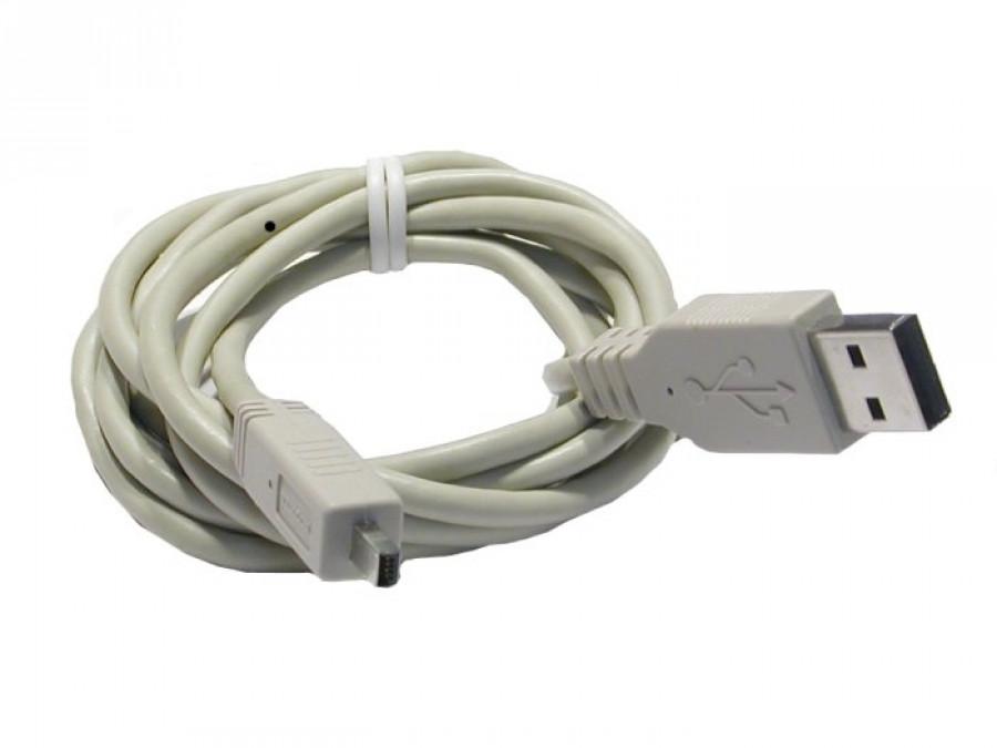 PRZEWÓD USB-FOTO MINI B-4WF CASIO QV-2000PLUS,QV20