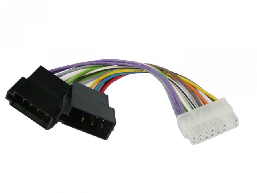 Złącze samochodowe Pioneer DEH-P6000R ISO